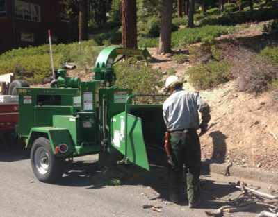 NOVEMBER 5, 2021, LAST DAY TO REQUEST CHIPPING & DEFENSIBLE SPACE EVALS
